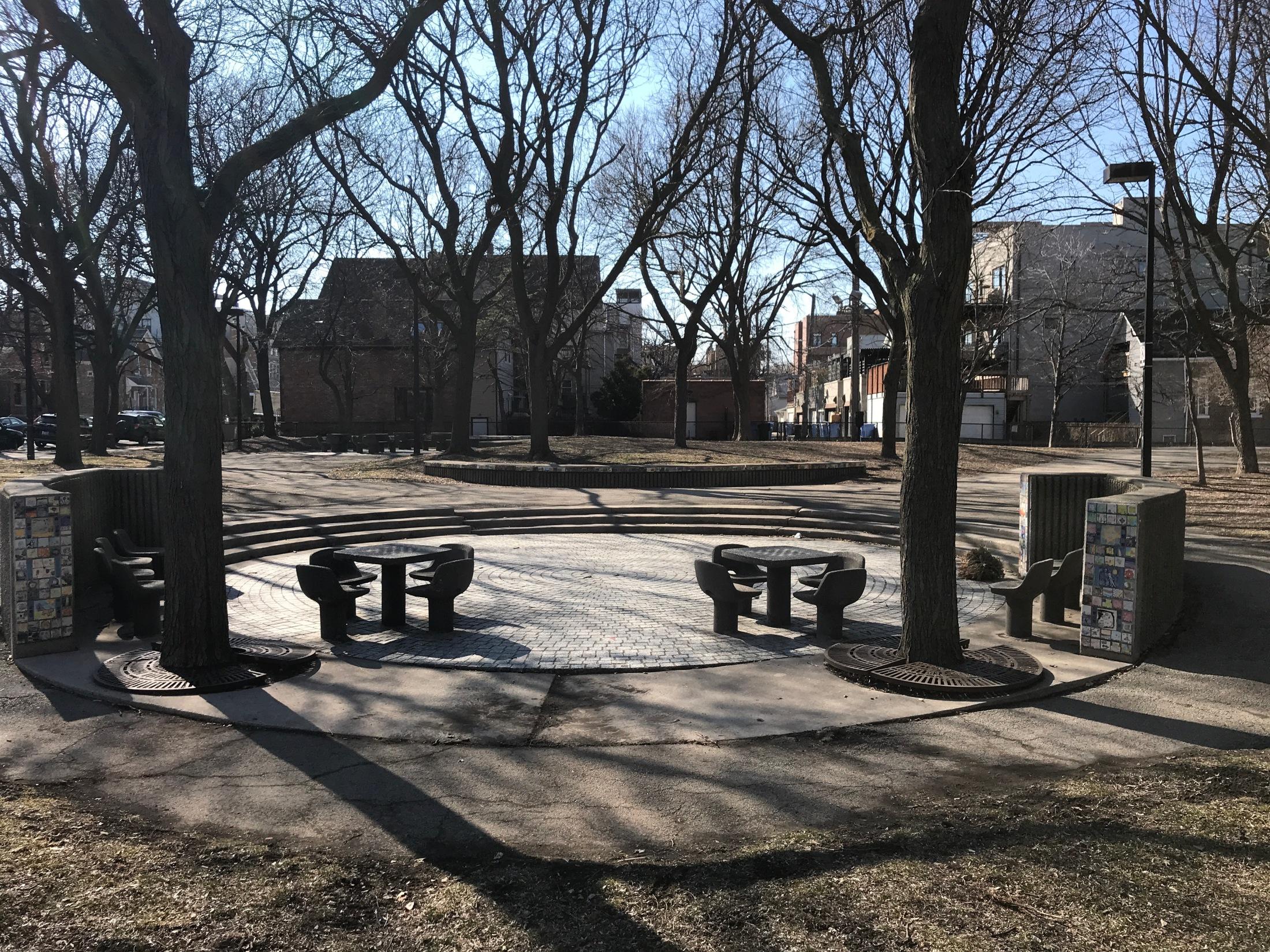 Photo of Senior Citizen Memorial Park